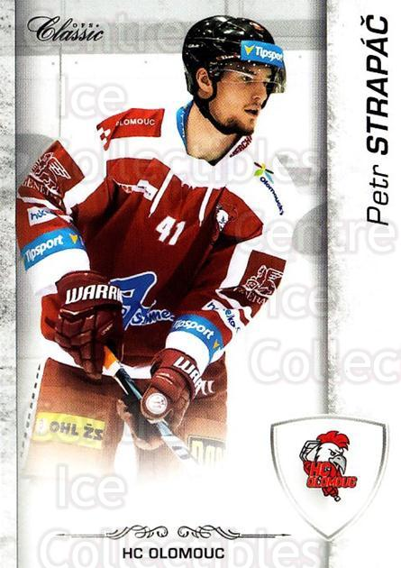 2017-18 Czech OFS Classic #151 Petr Strapac<br/>1 In Stock - $2.00 each - <a href=https://centericecollectibles.foxycart.com/cart?name=2017-18%20Czech%20OFS%20Classic%20%23151%20Petr%20Strapac...&quantity_max=1&price=$2.00&code=706281 class=foxycart> Buy it now! </a>