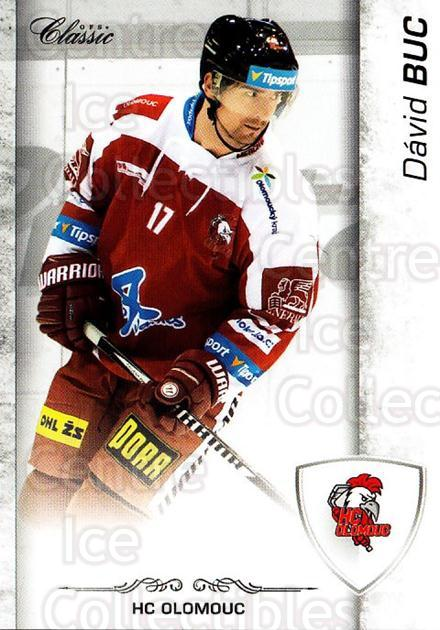 2017-18 Czech OFS Classic #152 David Buc<br/>2 In Stock - $2.00 each - <a href=https://centericecollectibles.foxycart.com/cart?name=2017-18%20Czech%20OFS%20Classic%20%23152%20David%20Buc...&quantity_max=2&price=$2.00&code=706282 class=foxycart> Buy it now! </a>