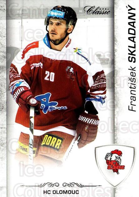 2017-18 Czech OFS Classic #155 Frantisek Skladany<br/>2 In Stock - $2.00 each - <a href=https://centericecollectibles.foxycart.com/cart?name=2017-18%20Czech%20OFS%20Classic%20%23155%20Frantisek%20Sklad...&quantity_max=2&price=$2.00&code=706285 class=foxycart> Buy it now! </a>