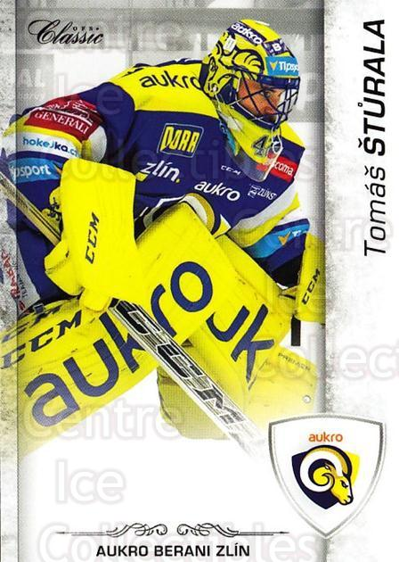 2017-18 Czech OFS Classic #159 Tomas Sturala<br/>1 In Stock - $2.00 each - <a href=https://centericecollectibles.foxycart.com/cart?name=2017-18%20Czech%20OFS%20Classic%20%23159%20Tomas%20Sturala...&quantity_max=1&price=$2.00&code=706289 class=foxycart> Buy it now! </a>