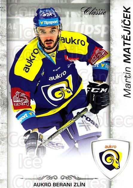2017-18 Czech OFS Classic #161 Martin Matejicek<br/>2 In Stock - $2.00 each - <a href=https://centericecollectibles.foxycart.com/cart?name=2017-18%20Czech%20OFS%20Classic%20%23161%20Martin%20Matejice...&quantity_max=2&price=$2.00&code=706291 class=foxycart> Buy it now! </a>