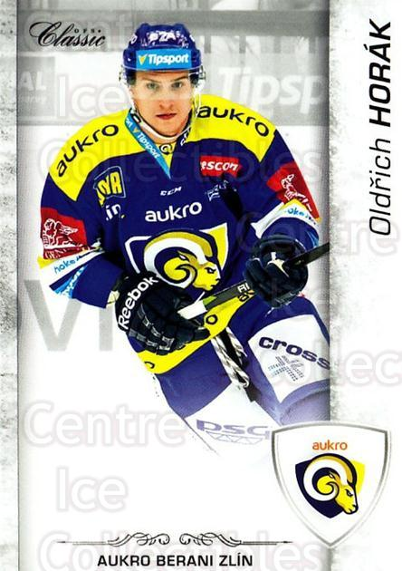 2017-18 Czech OFS Classic #162 Oldrich Horak<br/>1 In Stock - $2.00 each - <a href=https://centericecollectibles.foxycart.com/cart?name=2017-18%20Czech%20OFS%20Classic%20%23162%20Oldrich%20Horak...&quantity_max=1&price=$2.00&code=706292 class=foxycart> Buy it now! </a>