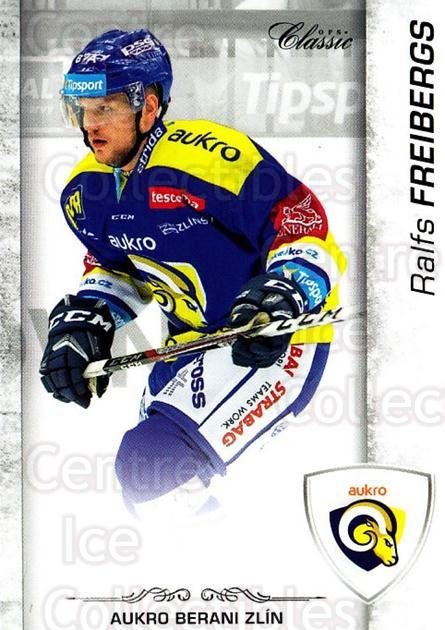 2017-18 Czech OFS Classic #164 Ralfs Freibergs<br/>1 In Stock - $2.00 each - <a href=https://centericecollectibles.foxycart.com/cart?name=2017-18%20Czech%20OFS%20Classic%20%23164%20Ralfs%20Freibergs...&quantity_max=1&price=$2.00&code=706294 class=foxycart> Buy it now! </a>