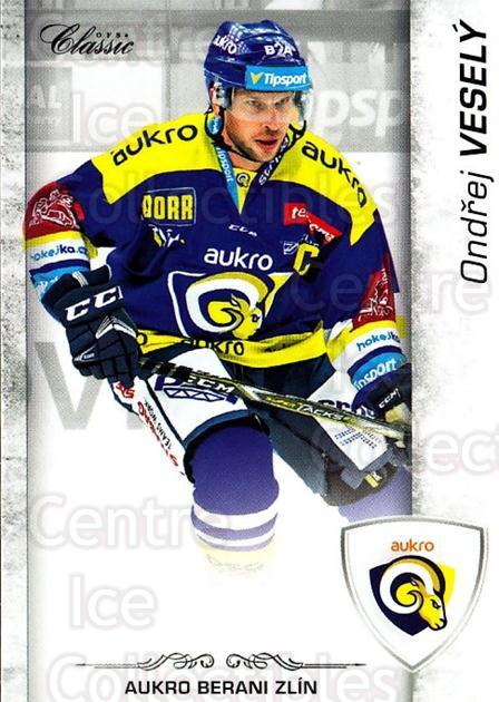2017-18 Czech OFS Classic #165 Ondrej Vesely<br/>2 In Stock - $2.00 each - <a href=https://centericecollectibles.foxycart.com/cart?name=2017-18%20Czech%20OFS%20Classic%20%23165%20Ondrej%20Vesely...&quantity_max=2&price=$2.00&code=706295 class=foxycart> Buy it now! </a>