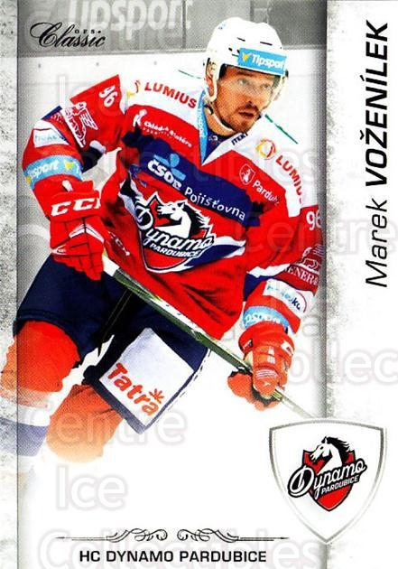 2017-18 Czech OFS Classic #176 Marek Vozenilek<br/>2 In Stock - $2.00 each - <a href=https://centericecollectibles.foxycart.com/cart?name=2017-18%20Czech%20OFS%20Classic%20%23176%20Marek%20Vozenilek...&quantity_max=2&price=$2.00&code=706306 class=foxycart> Buy it now! </a>