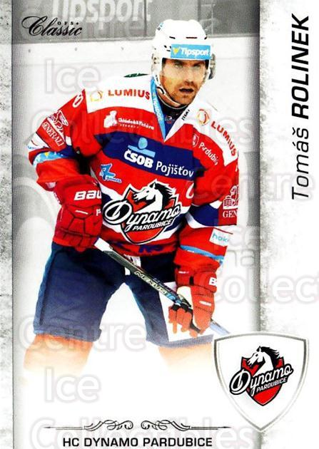 2017-18 Czech OFS Classic #180 Tomas Rolinek<br/>2 In Stock - $2.00 each - <a href=https://centericecollectibles.foxycart.com/cart?name=2017-18%20Czech%20OFS%20Classic%20%23180%20Tomas%20Rolinek...&quantity_max=2&price=$2.00&code=706310 class=foxycart> Buy it now! </a>