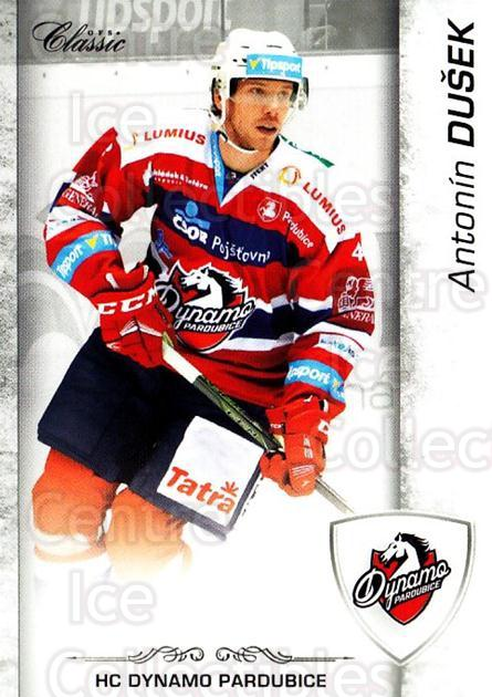 2017-18 Czech OFS Classic #181 Antonin Dusek<br/>1 In Stock - $2.00 each - <a href=https://centericecollectibles.foxycart.com/cart?name=2017-18%20Czech%20OFS%20Classic%20%23181%20Antonin%20Dusek...&quantity_max=1&price=$2.00&code=706311 class=foxycart> Buy it now! </a>