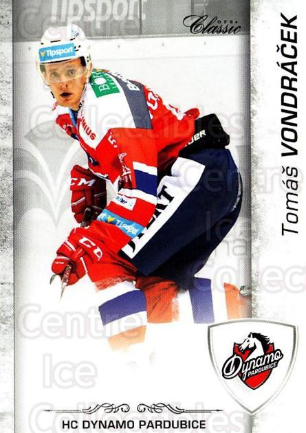 2017-18 Czech OFS Classic #185 Tomas Vondracek<br/>2 In Stock - $2.00 each - <a href=https://centericecollectibles.foxycart.com/cart?name=2017-18%20Czech%20OFS%20Classic%20%23185%20Tomas%20Vondracek...&quantity_max=2&price=$2.00&code=706315 class=foxycart> Buy it now! </a>