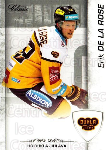 2017-18 Czech OFS Classic #190 Erik de la Rose<br/>1 In Stock - $2.00 each - <a href=https://centericecollectibles.foxycart.com/cart?name=2017-18%20Czech%20OFS%20Classic%20%23190%20Erik%20de%20la%20Rose...&quantity_max=1&price=$2.00&code=706320 class=foxycart> Buy it now! </a>