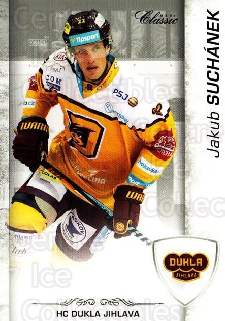 2017-18 Czech OFS Classic #193 Jakub Suchanek<br/>1 In Stock - $2.00 each - <a href=https://centericecollectibles.foxycart.com/cart?name=2017-18%20Czech%20OFS%20Classic%20%23193%20Jakub%20Suchanek...&quantity_max=1&price=$2.00&code=706323 class=foxycart> Buy it now! </a>