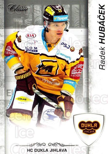 2017-18 Czech OFS Classic #195 Radek Hubacek<br/>1 In Stock - $2.00 each - <a href=https://centericecollectibles.foxycart.com/cart?name=2017-18%20Czech%20OFS%20Classic%20%23195%20Radek%20Hubacek...&quantity_max=1&price=$2.00&code=706325 class=foxycart> Buy it now! </a>