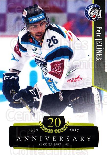 2017-18 Czech OFS Classic Anniversary #26 Petr Jelinek<br/>2 In Stock - $2.00 each - <a href=https://centericecollectibles.foxycart.com/cart?name=2017-18%20Czech%20OFS%20Classic%20Anniversary%20%2326%20Petr%20Jelinek...&quantity_max=2&price=$2.00&code=706356 class=foxycart> Buy it now! </a>