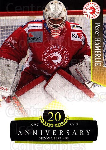 2017-18 Czech OFS Classic Anniversary #59 Peter Hamerlik<br/>2 In Stock - $2.00 each - <a href=https://centericecollectibles.foxycart.com/cart?name=2017-18%20Czech%20OFS%20Classic%20Anniversary%20%2359%20Peter%20Hamerlik...&quantity_max=2&price=$2.00&code=706389 class=foxycart> Buy it now! </a>