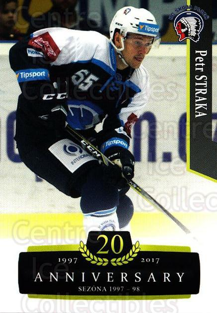2017-18 Czech OFS Classic Anniversary #112 Petr Straka<br/>1 In Stock - $2.00 each - <a href=https://centericecollectibles.foxycart.com/cart?name=2017-18%20Czech%20OFS%20Classic%20Anniversary%20%23112%20Petr%20Straka...&quantity_max=1&price=$2.00&code=706442 class=foxycart> Buy it now! </a>
