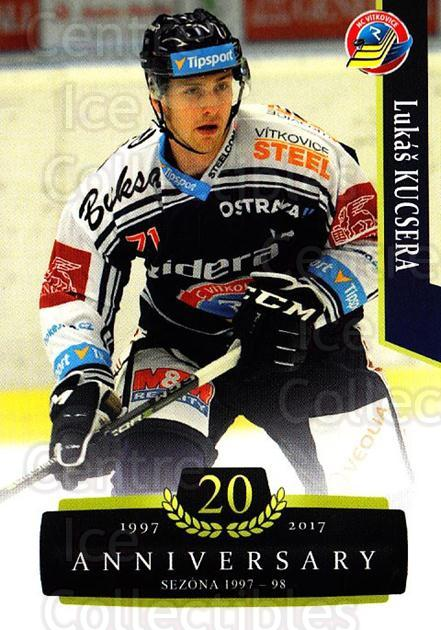 2017-18 Czech OFS Classic Anniversary #125 Lukas Kucsera<br/>2 In Stock - $2.00 each - <a href=https://centericecollectibles.foxycart.com/cart?name=2017-18%20Czech%20OFS%20Classic%20Anniversary%20%23125%20Lukas%20Kucsera...&quantity_max=2&price=$2.00&code=706455 class=foxycart> Buy it now! </a>