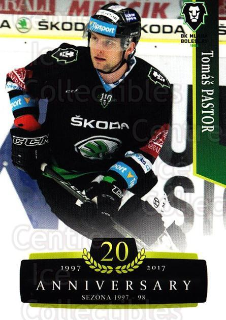 2017-18 Czech OFS Classic Anniversary #135 Tomas Pastor<br/>2 In Stock - $2.00 each - <a href=https://centericecollectibles.foxycart.com/cart?name=2017-18%20Czech%20OFS%20Classic%20Anniversary%20%23135%20Tomas%20Pastor...&quantity_max=2&price=$2.00&code=706465 class=foxycart> Buy it now! </a>