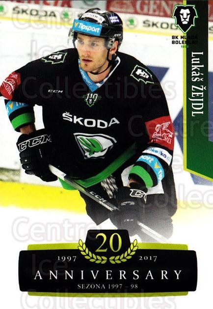 2017-18 Czech OFS Classic Anniversary #142 Lukas Zejdl<br/>2 In Stock - $2.00 each - <a href=https://centericecollectibles.foxycart.com/cart?name=2017-18%20Czech%20OFS%20Classic%20Anniversary%20%23142%20Lukas%20Zejdl...&quantity_max=2&price=$2.00&code=706472 class=foxycart> Buy it now! </a>