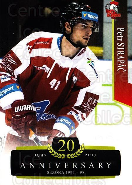 2017-18 Czech OFS Classic Anniversary #151 Petr Strapac<br/>2 In Stock - $2.00 each - <a href=https://centericecollectibles.foxycart.com/cart?name=2017-18%20Czech%20OFS%20Classic%20Anniversary%20%23151%20Petr%20Strapac...&quantity_max=2&price=$2.00&code=706481 class=foxycart> Buy it now! </a>