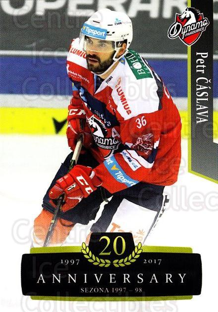 2017-18 Czech OFS Classic Anniversary #174 Petr Caslava<br/>2 In Stock - $2.00 each - <a href=https://centericecollectibles.foxycart.com/cart?name=2017-18%20Czech%20OFS%20Classic%20Anniversary%20%23174%20Petr%20Caslava...&quantity_max=2&price=$2.00&code=706504 class=foxycart> Buy it now! </a>