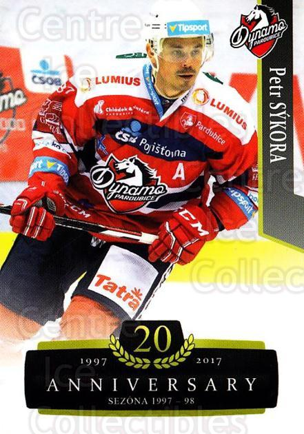 2017-18 Czech OFS Classic Anniversary #179 Petr Sykora<br/>2 In Stock - $2.00 each - <a href=https://centericecollectibles.foxycart.com/cart?name=2017-18%20Czech%20OFS%20Classic%20Anniversary%20%23179%20Petr%20Sykora...&quantity_max=2&price=$2.00&code=706509 class=foxycart> Buy it now! </a>
