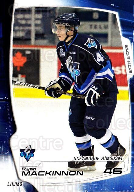 2011-12 Rimouski Oceanic #15 Ryan MacKinnon<br/>2 In Stock - $3.00 each - <a href=https://centericecollectibles.foxycart.com/cart?name=2011-12%20Rimouski%20Oceanic%20%2315%20Ryan%20MacKinnon...&quantity_max=2&price=$3.00&code=706871 class=foxycart> Buy it now! </a>