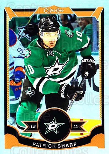 2015-16 O-Pee-chee Update Rainbow #4 Patrick Sharp<br/>1 In Stock - $2.00 each - <a href=https://centericecollectibles.foxycart.com/cart?name=2015-16%20O-Pee-chee%20Update%20Rainbow%20%234%20Patrick%20Sharp...&quantity_max=1&price=$2.00&code=707577 class=foxycart> Buy it now! </a>