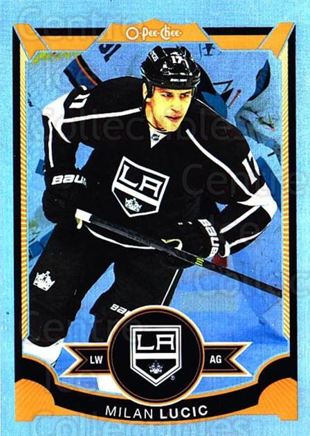 2015-16 O-Pee-chee Update Rainbow #6 Milan Lucic<br/>1 In Stock - $2.00 each - <a href=https://centericecollectibles.foxycart.com/cart?name=2015-16%20O-Pee-chee%20Update%20Rainbow%20%236%20Milan%20Lucic...&quantity_max=1&price=$2.00&code=707579 class=foxycart> Buy it now! </a>