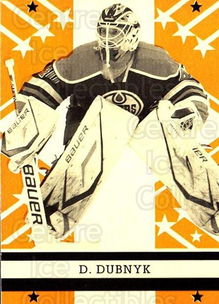 2011-12 O-pee-chee Retro #64 Devan Dubnyk<br/>2 In Stock - $2.00 each - <a href=https://centericecollectibles.foxycart.com/cart?name=2011-12%20O-pee-chee%20Retro%20%2364%20Devan%20Dubnyk...&quantity_max=2&price=$2.00&code=707687 class=foxycart> Buy it now! </a>