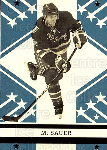 2011-12 O-pee-chee Retro #202 Michael Sauer<br/>2 In Stock - $2.00 each - <a href=https://centericecollectibles.foxycart.com/cart?name=2011-12%20O-pee-chee%20Retro%20%23202%20Michael%20Sauer...&quantity_max=2&price=$2.00&code=707825 class=foxycart> Buy it now! </a>