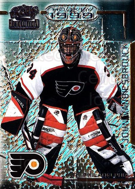 1998-99 Revolution #107 John Vanbiesbrouck<br/>4 In Stock - $1.00 each - <a href=https://centericecollectibles.foxycart.com/cart?name=1998-99%20Revolution%20%23107%20John%20Vanbiesbro...&quantity_max=4&price=$1.00&code=70783 class=foxycart> Buy it now! </a>