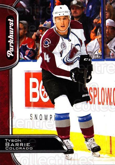 2016-17 Parkhurst Red #82 Tyson Barrie<br/>2 In Stock - $2.00 each - <a href=https://centericecollectibles.foxycart.com/cart?name=2016-17%20Parkhurst%20Red%20%2382%20Tyson%20Barrie...&quantity_max=2&price=$2.00&code=708333 class=foxycart> Buy it now! </a>