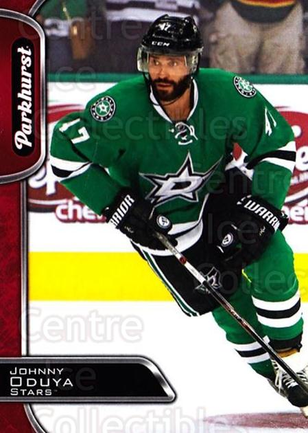 2016-17 Parkhurst Red #107 Johnny Oduya<br/>1 In Stock - $2.00 each - <a href=https://centericecollectibles.foxycart.com/cart?name=2016-17%20Parkhurst%20Red%20%23107%20Johnny%20Oduya...&quantity_max=1&price=$2.00&code=708358 class=foxycart> Buy it now! </a>