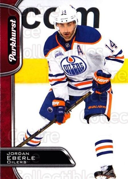 2016-17 Parkhurst Red #123 Jordan Eberle<br/>1 In Stock - $2.00 each - <a href=https://centericecollectibles.foxycart.com/cart?name=2016-17%20Parkhurst%20Red%20%23123%20Jordan%20Eberle...&quantity_max=1&price=$2.00&code=708374 class=foxycart> Buy it now! </a>