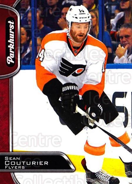 2016-17 Parkhurst Red #235 Sean Couturier<br/>1 In Stock - $2.00 each - <a href=https://centericecollectibles.foxycart.com/cart?name=2016-17%20Parkhurst%20Red%20%23235%20Sean%20Couturier...&quantity_max=1&price=$2.00&code=708486 class=foxycart> Buy it now! </a>