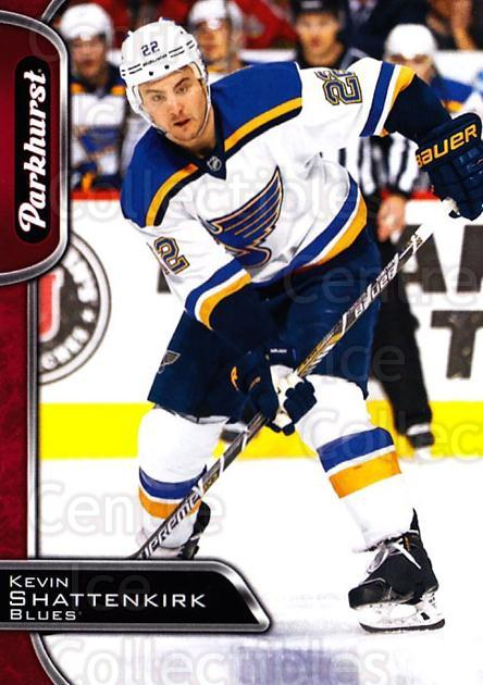 2016-17 Parkhurst Red #265 Kevin Shattenkirk<br/>1 In Stock - $2.00 each - <a href=https://centericecollectibles.foxycart.com/cart?name=2016-17%20Parkhurst%20Red%20%23265%20Kevin%20Shattenki...&quantity_max=1&price=$2.00&code=708516 class=foxycart> Buy it now! </a>