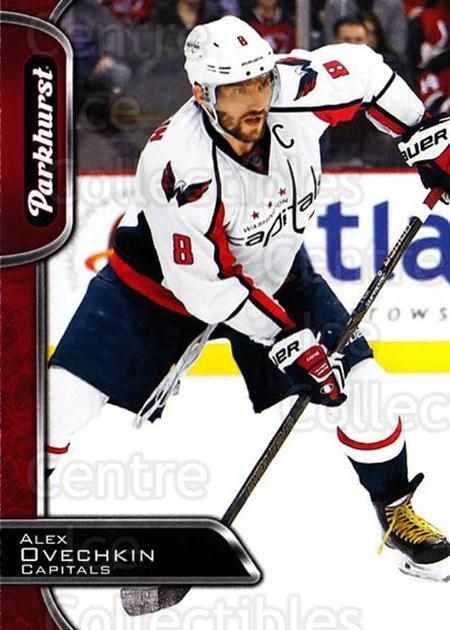 2016-17 Parkhurst Red #310 Alexander Ovechkin<br/>1 In Stock - $5.00 each - <a href=https://centericecollectibles.foxycart.com/cart?name=2016-17%20Parkhurst%20Red%20%23310%20Alexander%20Ovech...&price=$5.00&code=708561 class=foxycart> Buy it now! </a>