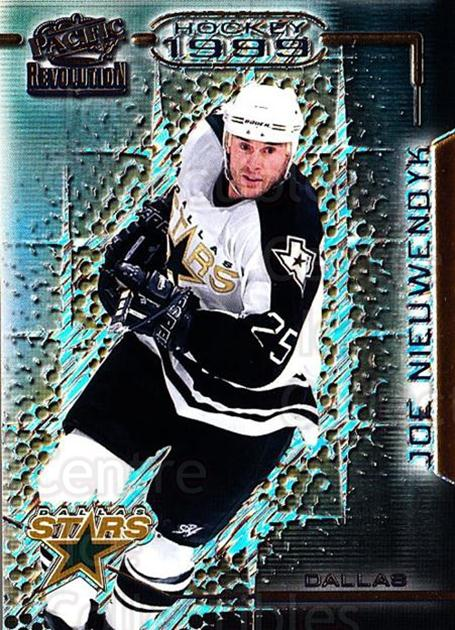 1998-99 Revolution #45 Joe Nieuwendyk<br/>4 In Stock - $1.00 each - <a href=https://centericecollectibles.foxycart.com/cart?name=1998-99%20Revolution%20%2345%20Joe%20Nieuwendyk...&quantity_max=4&price=$1.00&code=70856 class=foxycart> Buy it now! </a>