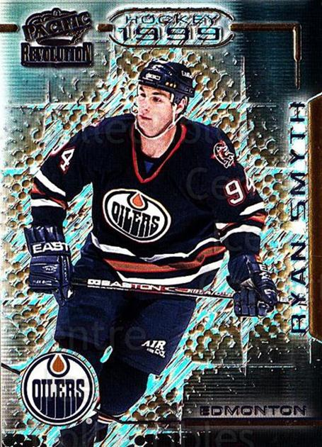 1998-99 Revolution #57 Ryan Smyth<br/>4 In Stock - $1.00 each - <a href=https://centericecollectibles.foxycart.com/cart?name=1998-99%20Revolution%20%2357%20Ryan%20Smyth...&quantity_max=4&price=$1.00&code=70861 class=foxycart> Buy it now! </a>