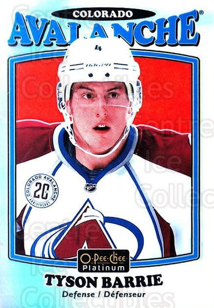 2016-17 O-Pee-Chee Platinum Retro Rainbow #56 Tyson Barrie<br/>1 In Stock - $5.00 each - <a href=https://centericecollectibles.foxycart.com/cart?name=2016-17%20O-Pee-Chee%20Platinum%20Retro%20Rainbow%20%2356%20Tyson%20Barrie...&quantity_max=1&price=$5.00&code=708707 class=foxycart> Buy it now! </a>