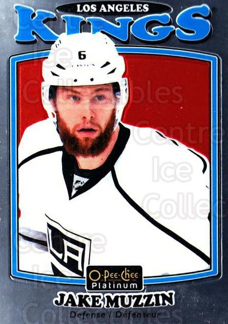 2016-17 O-Pee-Chee Platinum Retro #13 Jake Muzzin<br/>2 In Stock - $3.00 each - <a href=https://centericecollectibles.foxycart.com/cart?name=2016-17%20O-Pee-Chee%20Platinum%20Retro%20%2313%20Jake%20Muzzin...&quantity_max=2&price=$3.00&code=708764 class=foxycart> Buy it now! </a>