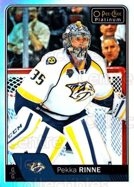 2016-17 O-Pee-Chee Platinum Rainbow #72 Pekka Rinne<br/>2 In Stock - $3.00 each - <a href=https://centericecollectibles.foxycart.com/cart?name=2016-17%20O-Pee-Chee%20Platinum%20Rainbow%20%2372%20Pekka%20Rinne...&quantity_max=2&price=$3.00&code=708923 class=foxycart> Buy it now! </a>