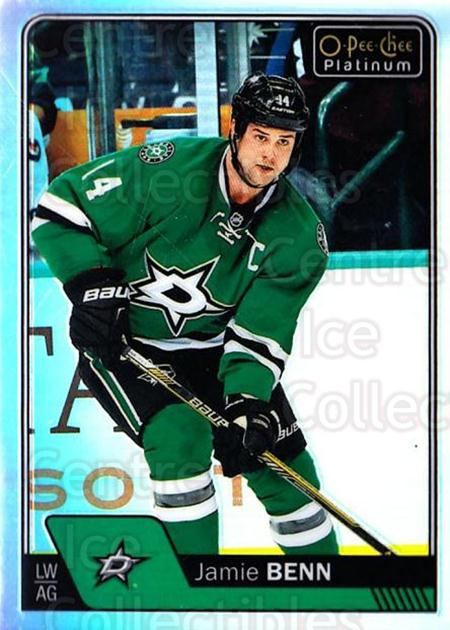 2016-17 O-Pee-Chee Platinum Rainbow #75 Jamie Benn<br/>2 In Stock - $3.00 each - <a href=https://centericecollectibles.foxycart.com/cart?name=2016-17%20O-Pee-Chee%20Platinum%20Rainbow%20%2375%20Jamie%20Benn...&quantity_max=2&price=$3.00&code=708926 class=foxycart> Buy it now! </a>