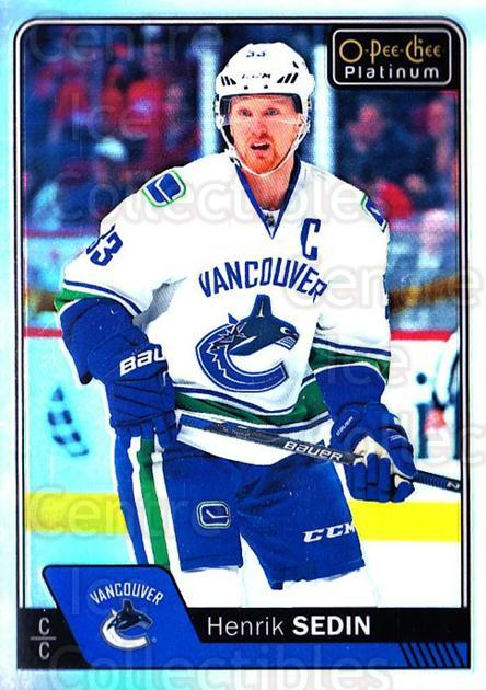 2016-17 O-Pee-Chee Platinum Rainbow #139 Henrik Sedin<br/>2 In Stock - $3.00 each - <a href=https://centericecollectibles.foxycart.com/cart?name=2016-17%20O-Pee-Chee%20Platinum%20Rainbow%20%23139%20Henrik%20Sedin...&quantity_max=2&price=$3.00&code=708990 class=foxycart> Buy it now! </a>