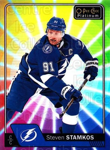 2016-17 O-Pee-Chee Platinum Rainbow Color Wheel #71 Steven Stamkos<br/>1 In Stock - $5.00 each - <a href=https://centericecollectibles.foxycart.com/cart?name=2016-17%20O-Pee-Chee%20Platinum%20Rainbow%20Color%20Wheel%20%2371%20Steven%20Stamkos...&price=$5.00&code=709122 class=foxycart> Buy it now! </a>