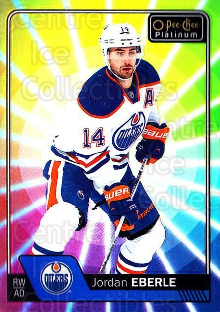 2016-17 O-Pee-Chee Platinum Rainbow Color Wheel #104 Jordan Eberle<br/>1 In Stock - $5.00 each - <a href=https://centericecollectibles.foxycart.com/cart?name=2016-17%20O-Pee-Chee%20Platinum%20Rainbow%20Color%20Wheel%20%23104%20Jordan%20Eberle...&quantity_max=1&price=$5.00&code=709155 class=foxycart> Buy it now! </a>