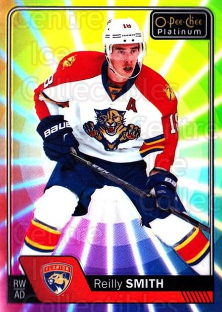 2016-17 O-Pee-Chee Platinum Rainbow Color Wheel #108 Reilly Smith<br/>1 In Stock - $5.00 each - <a href=https://centericecollectibles.foxycart.com/cart?name=2016-17%20O-Pee-Chee%20Platinum%20Rainbow%20Color%20Wheel%20%23108%20Reilly%20Smith...&quantity_max=1&price=$5.00&code=709159 class=foxycart> Buy it now! </a>