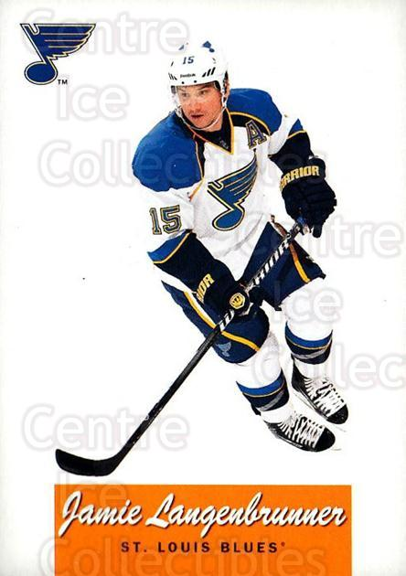 2012-13 O-Pee-Chee Retro #218 Jamie Langenbrunner<br/>1 In Stock - $2.00 each - <a href=https://centericecollectibles.foxycart.com/cart?name=2012-13%20O-Pee-Chee%20Retro%20%23218%20Jamie%20Langenbru...&quantity_max=1&price=$2.00&code=709856 class=foxycart> Buy it now! </a>