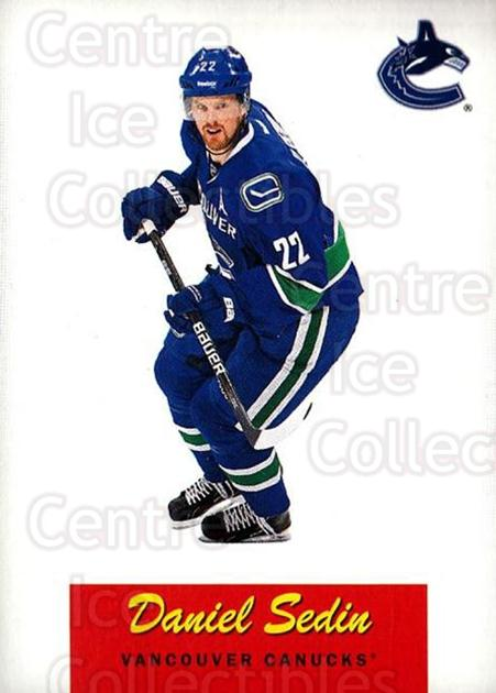 2012-13 O-Pee-Chee Retro #407 Daniel Sedin<br/>1 In Stock - $2.00 each - <a href=https://centericecollectibles.foxycart.com/cart?name=2012-13%20O-Pee-Chee%20Retro%20%23407%20Daniel%20Sedin...&quantity_max=1&price=$2.00&code=710017 class=foxycart> Buy it now! </a>