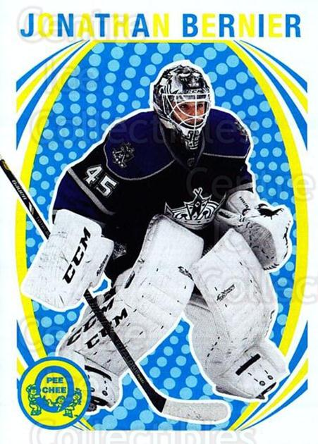 2013-14 O-Pee-Chee Retro #5 Jonathan Bernier<br/>1 In Stock - $2.00 each - <a href=https://centericecollectibles.foxycart.com/cart?name=2013-14%20O-Pee-Chee%20Retro%20%235%20Jonathan%20Bernie...&quantity_max=1&price=$2.00&code=710104 class=foxycart> Buy it now! </a>
