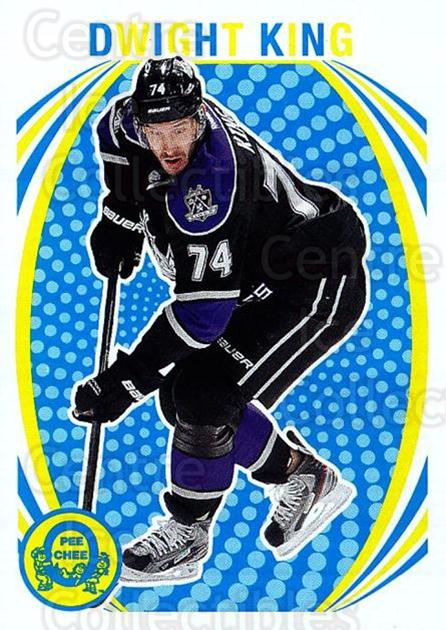 2013-14 O-Pee-Chee Retro #13 Dwight King<br/>1 In Stock - $2.00 each - <a href=https://centericecollectibles.foxycart.com/cart?name=2013-14%20O-Pee-Chee%20Retro%20%2313%20Dwight%20King...&quantity_max=1&price=$2.00&code=710112 class=foxycart> Buy it now! </a>